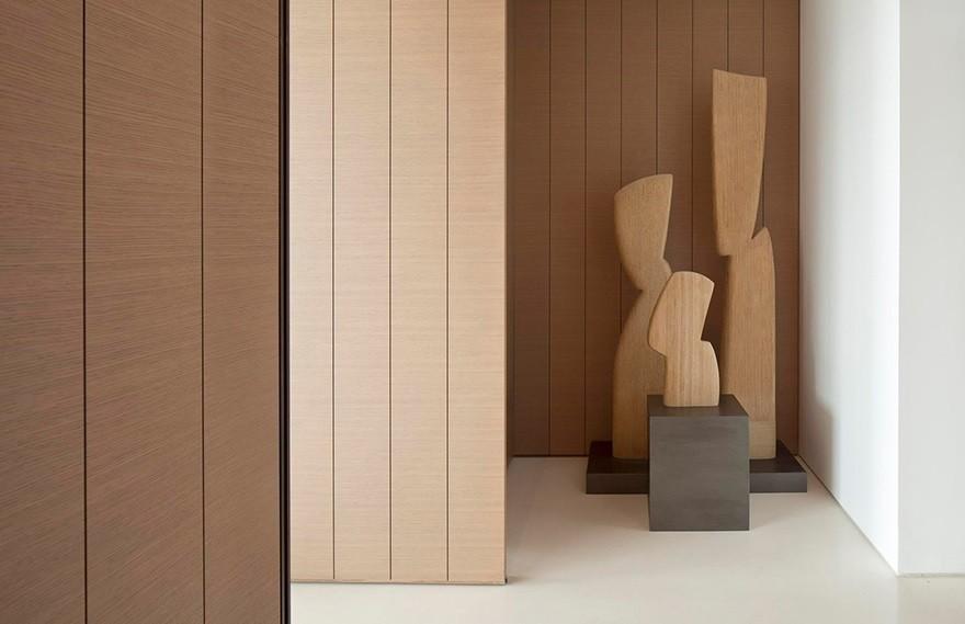 Pitsou Kedem | The art Apartment , 宁静的空间感觉