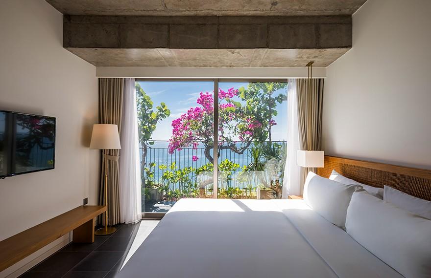 Vo Trong Nghia | Chicland , 被热带植物环绕的花园酒店