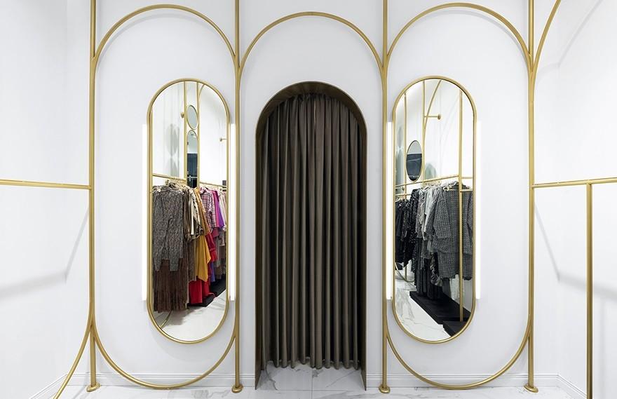 Studio ETN | VSPS2 , 现代典型的时尚商店
