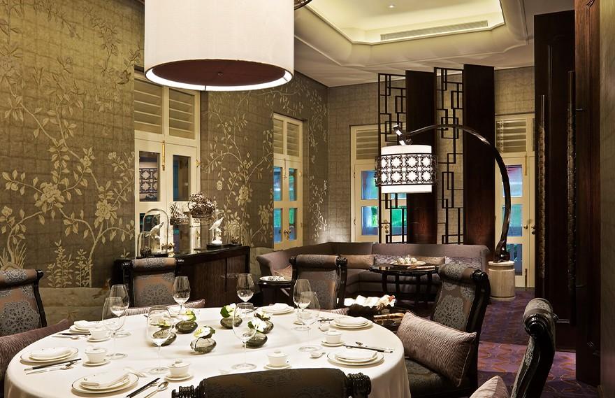 Cassia , 新加坡嘉佩乐酒店中餐厅