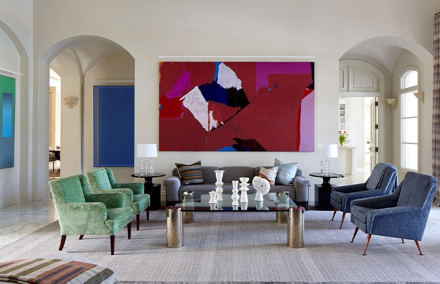 Elena Frampton | Florida Estate , 艺术与美丽的舒适生活