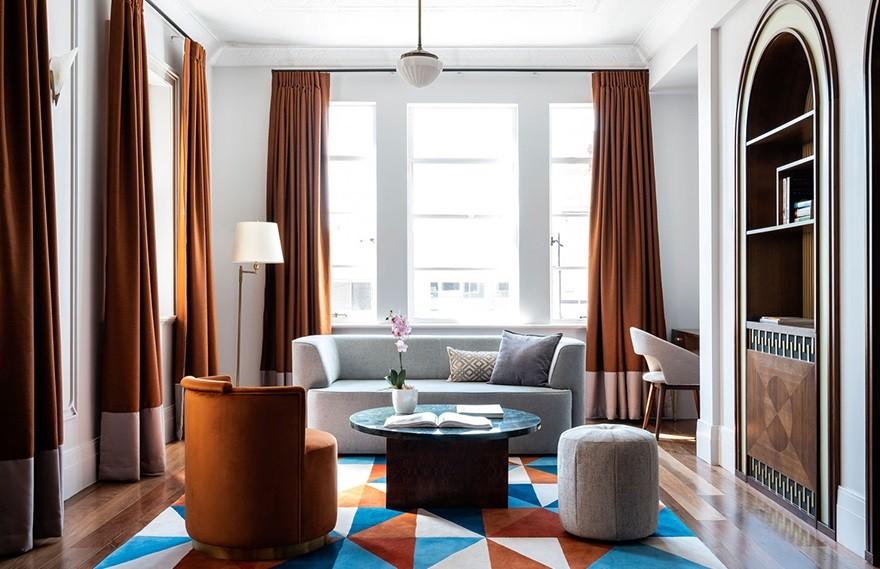 Luchetti Krelle | Tattersalls Hotel , 传统复古的奢华艺术