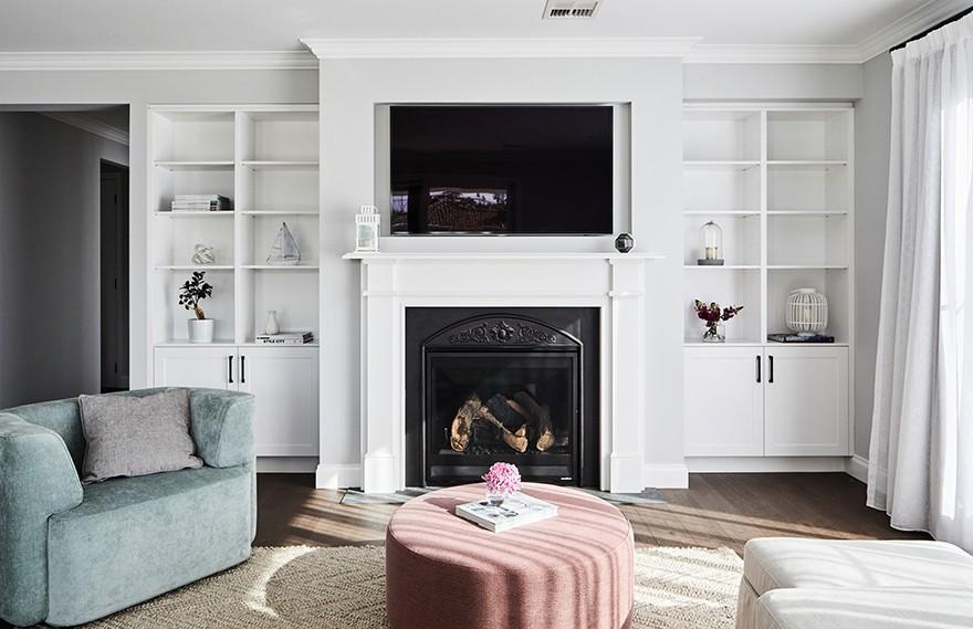 Archer Interiors | Highett House , 对汉普顿风格的热爱