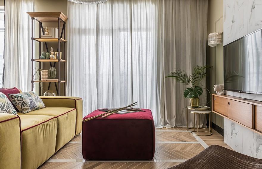 Bohemia Ardzinba | Gelendzhik Apartment , 舒适经典的迷你公寓