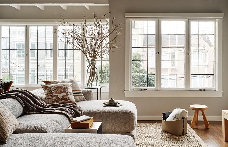 Timothy Godbold   Russian Hill , 温暖舒适的家庭住宅