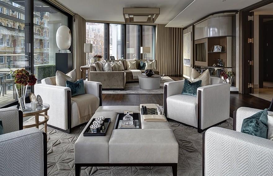 海德公园一号 , 令人惊叹的奢华公寓