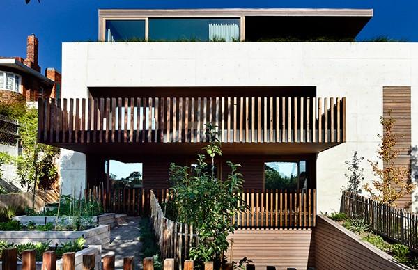 Rob Kennon | In Situ House , 三层的立方体