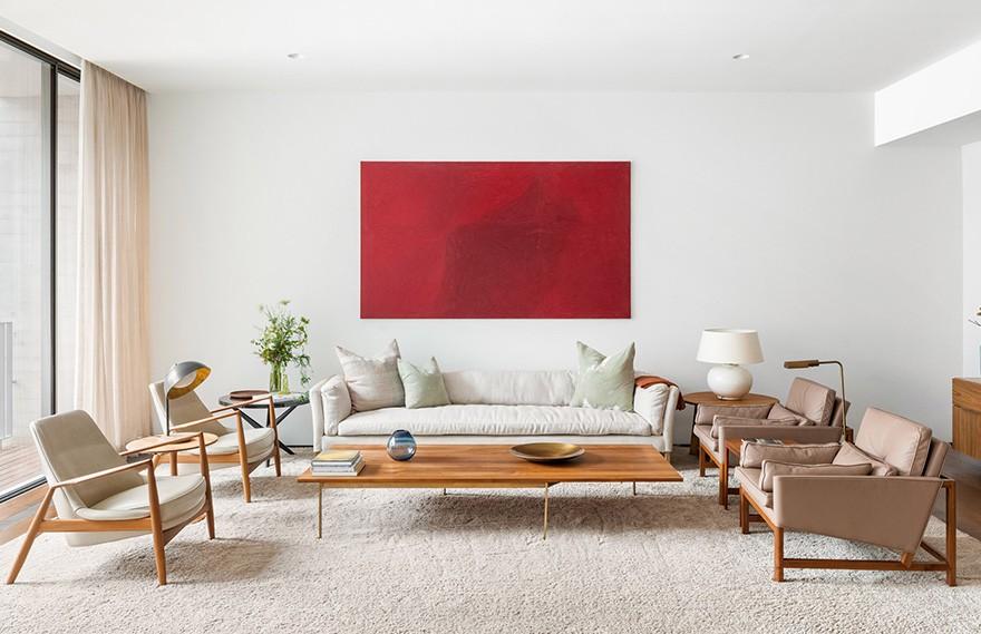 Isay Weinfeld | Jardim Apartment , 神秘的花园住宅