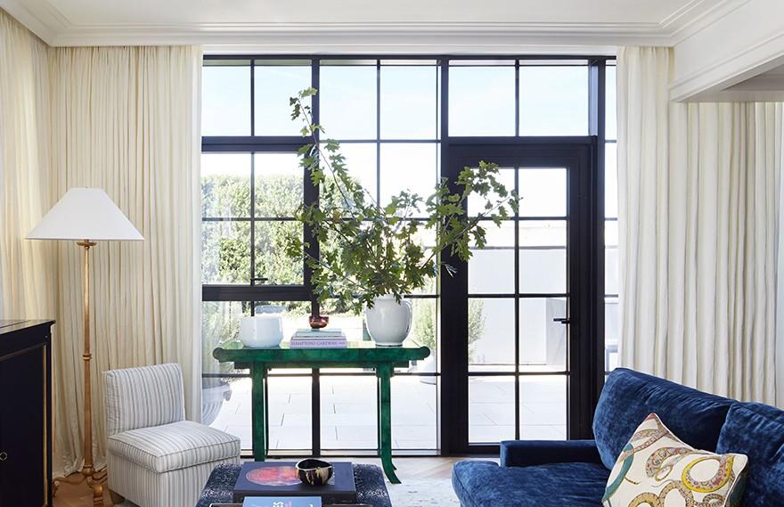 Michael Aiduss | NBA Star JJ Redick's Home , 优雅温馨的复式公寓
