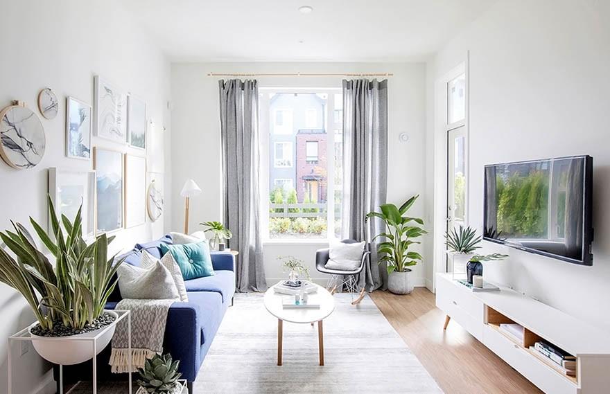 Laura Melling | Rove At Fremont , 气质典雅的温馨住宅