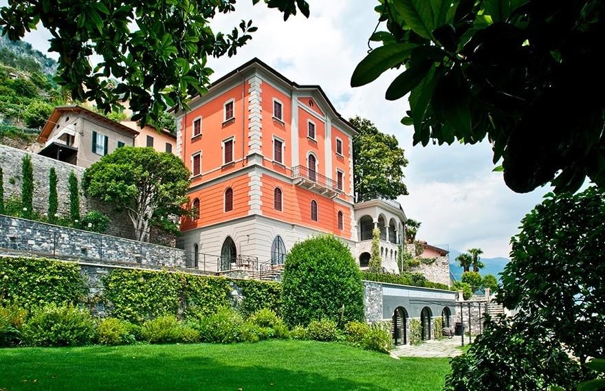 Dario Turani | 湖边别墅 , 赋予不同个性的环境以生命