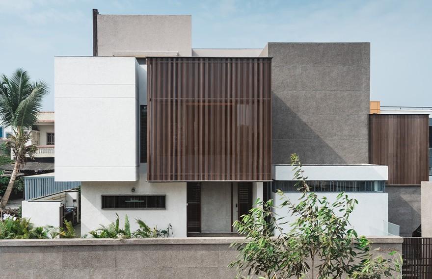 Neogenesis | Sarpanch House , 现代宁静的乡村风格