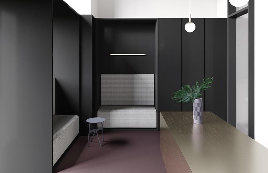 Lera Brumina&Artem Trigubchak | Beauty Salon , 极简美学的气质空间