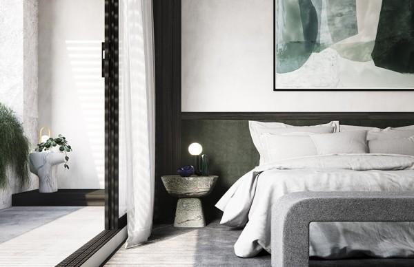 Mim Design | Quartet Residence , 过去的优雅与现代相融