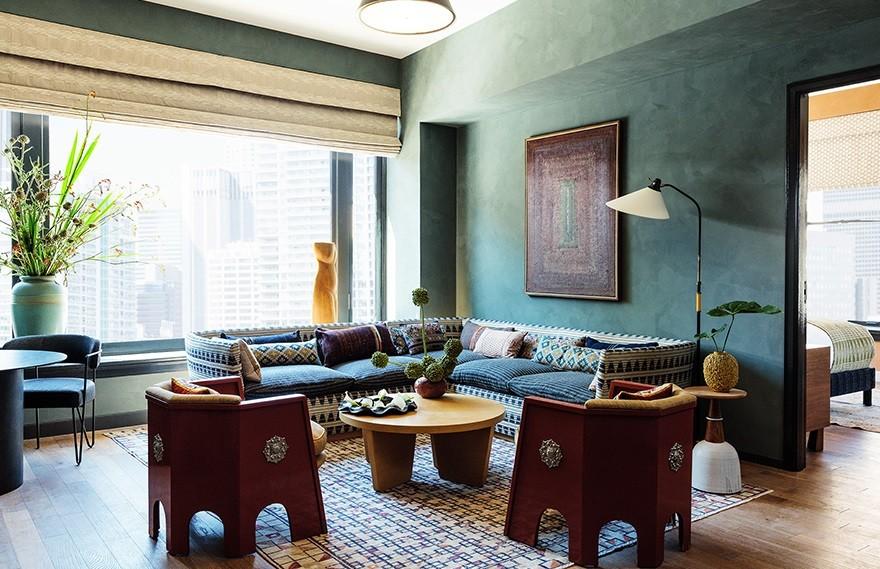 Kelly Wearstler | 洛杉矶Proper酒店 , 独具匠心的艺术特色