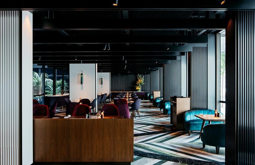 Woods Bagot | West Hotel , 独特餐饮空间设计