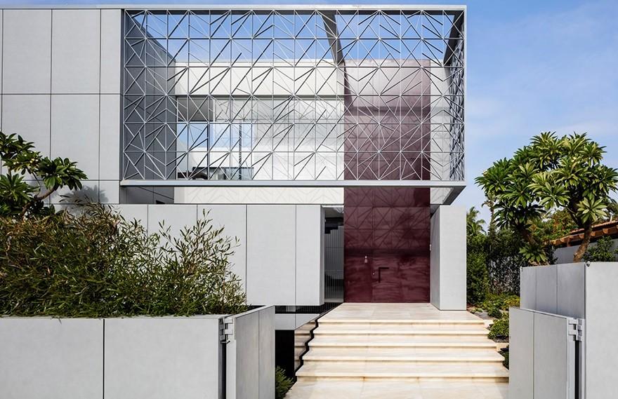 Pitsou Kedem | N2 House , 别具一格的设计