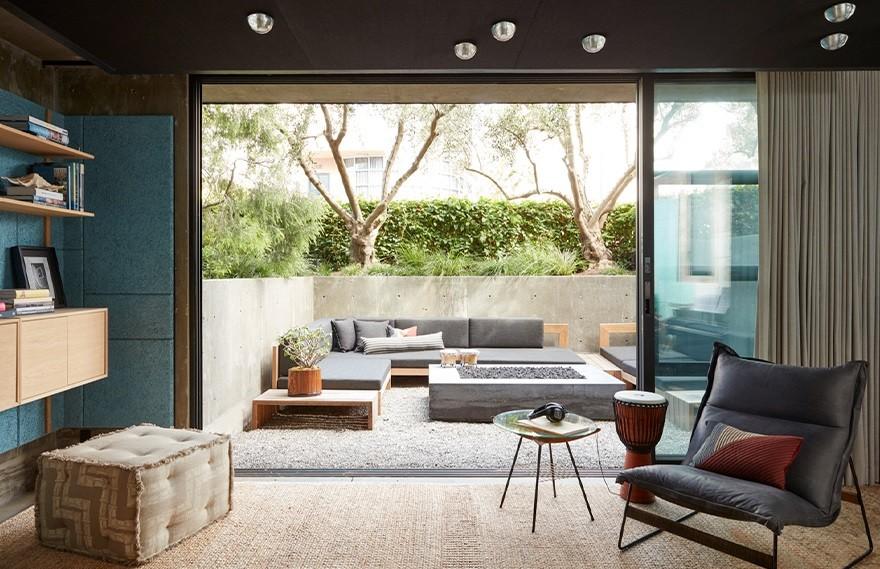 Jamie Bush | Venice Beach House , 前卫时尚的设计元素
