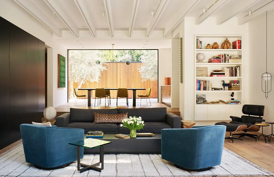 Assembledge | 美国室内设计师David Thompson的家