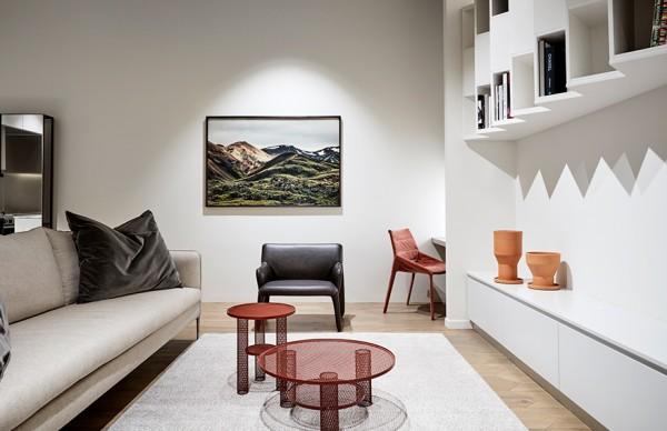 Mim Design | Mail House , 自然的调色板