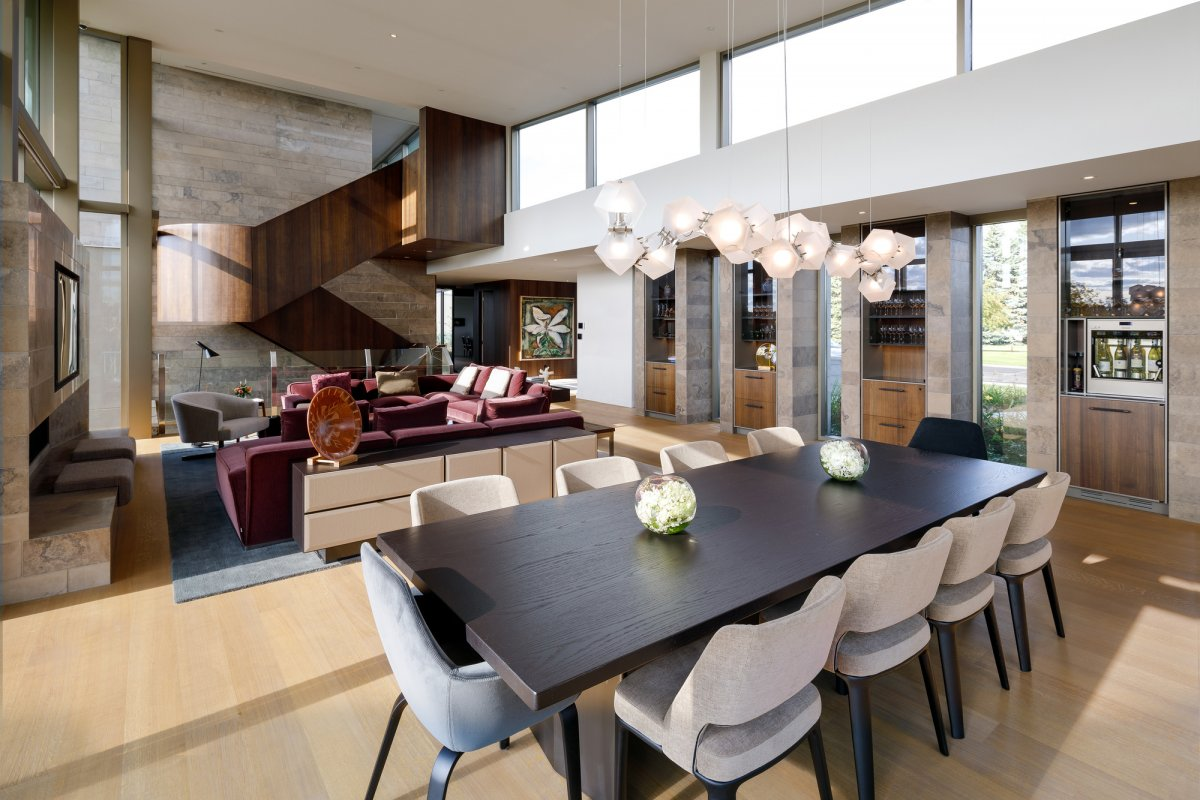Whitemud Residence Designed By Shugarman Architecture