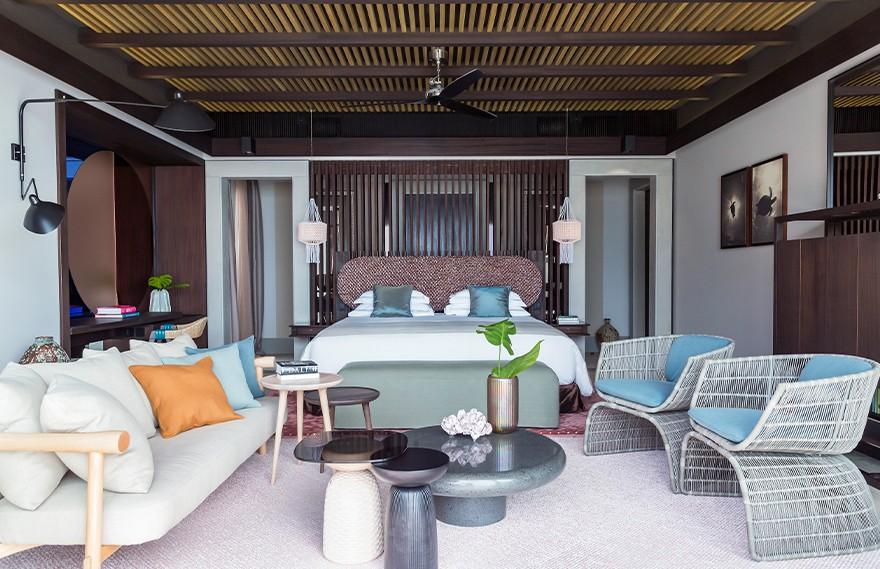 Velaa NIKA,Beyond The World Of Luxury
