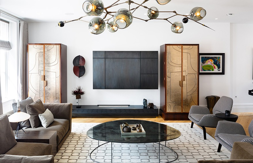 Louise Holt | Notting Hill Apartment