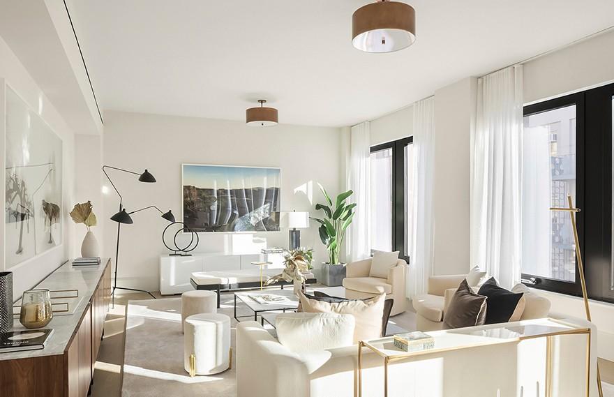 David Chipperfield | Jane Street Apartments