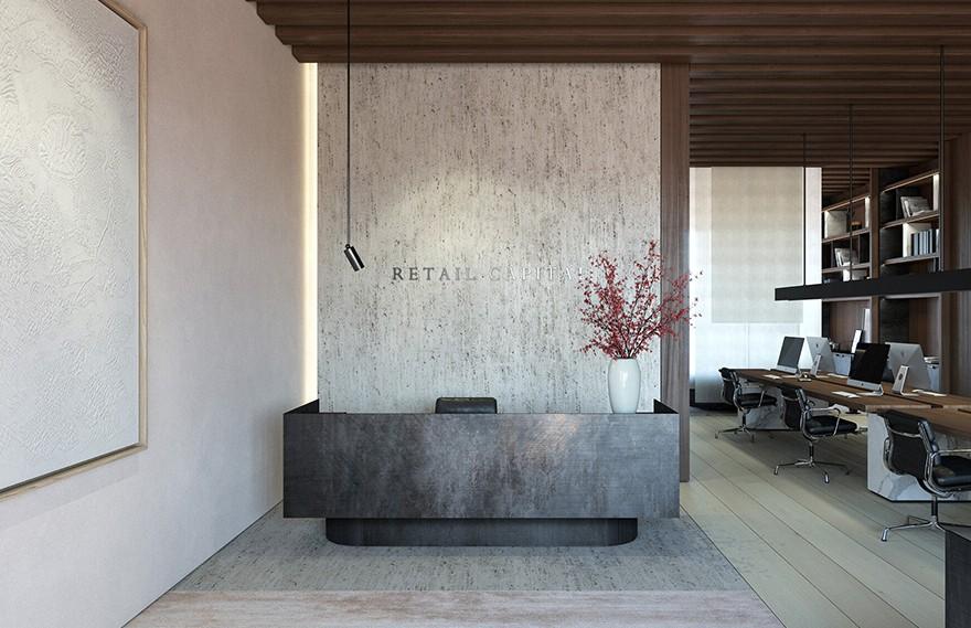 Kerstens Design | RC Office , 现代极简的办公室