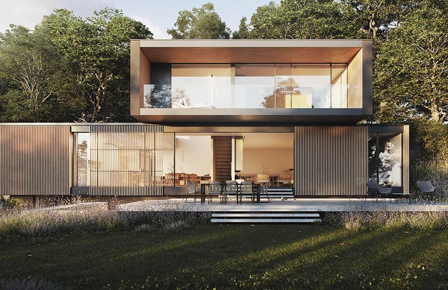 Strom Architects   Waystation
