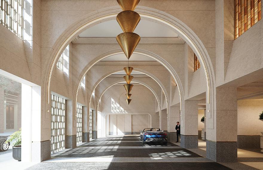 Pierre-Yves Rochon   Waldorf Astoria Amenities