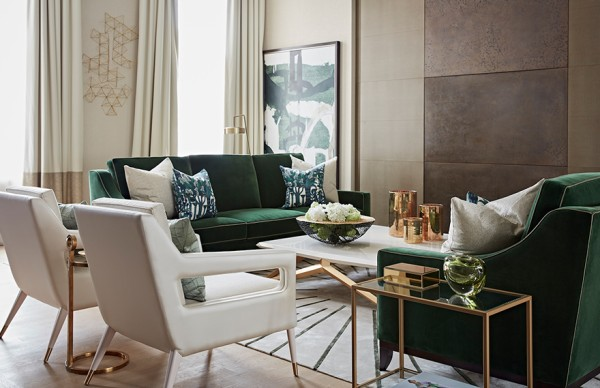 Taylor Howes | The Park Crescent,Exquisite Interior