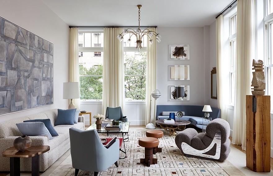 Charlie Ferrer | 555 West End , 曼哈顿豪华公寓