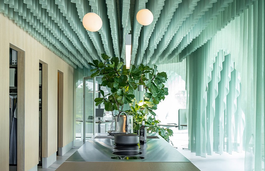Beyond Space | Amsterdam office