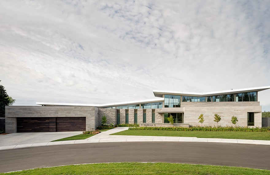 Shugarman Architecture | Whitemud Residence