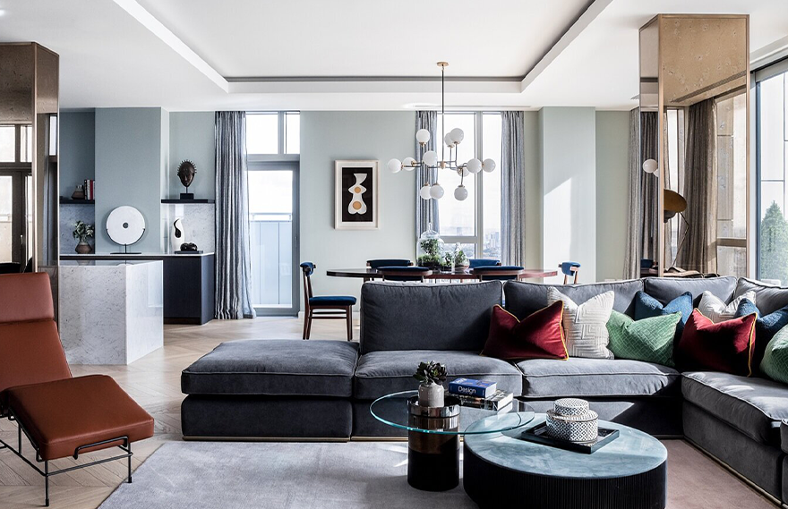 Angel O'Donnell | Atlas Building Penthouse