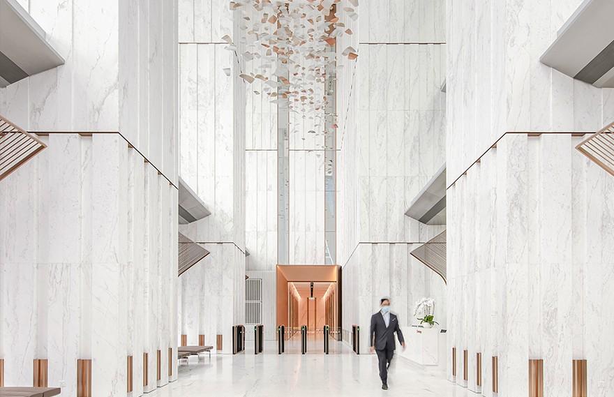 KPF | The YTL Headquarters Skyscraper