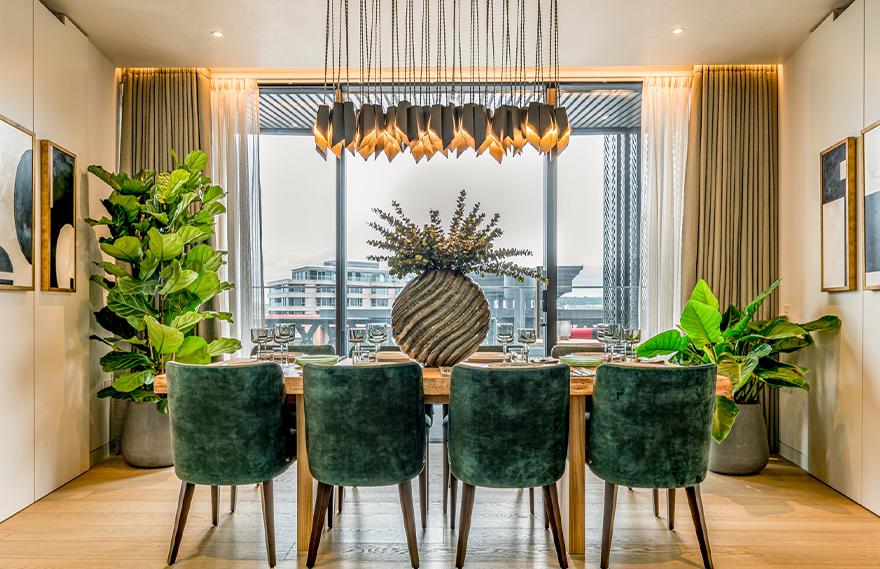 Suna Interior Design   Gasholders London Penthouse