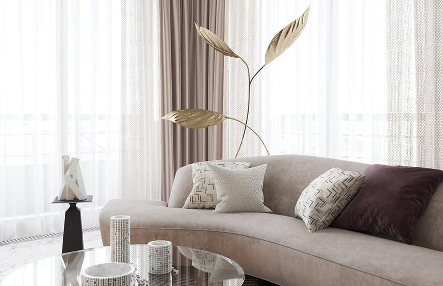 Nina Leiciu   Moscow Apartment