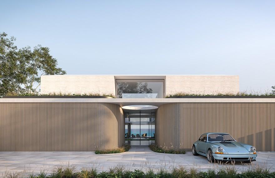 Joe Adsett | Monolith , 典型豪华的当代住宅