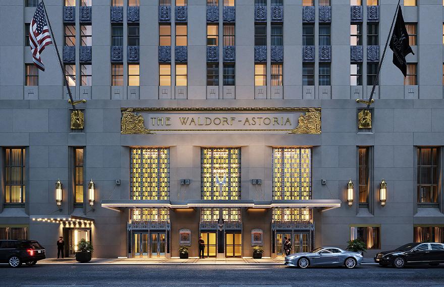 SOM | Waldorf Astoria Building