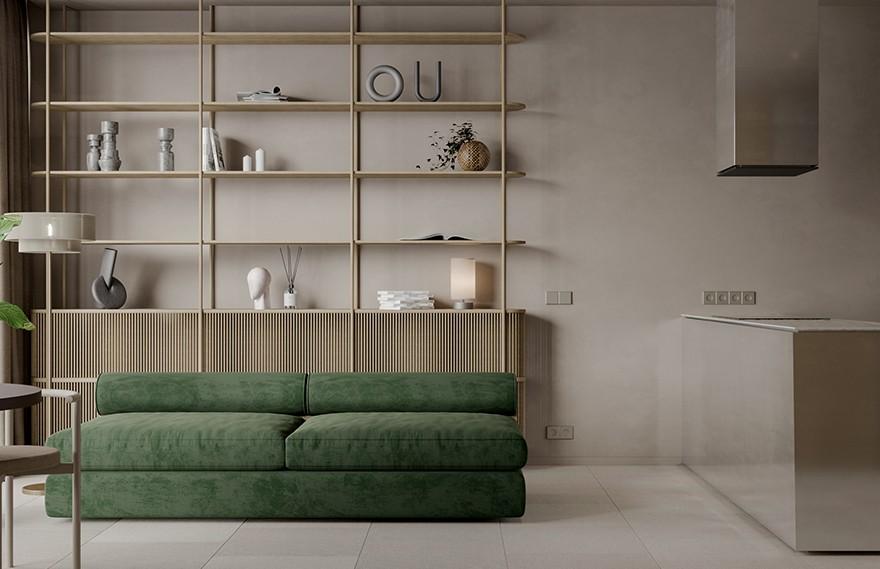 Binar Studio | Odesa Apartment