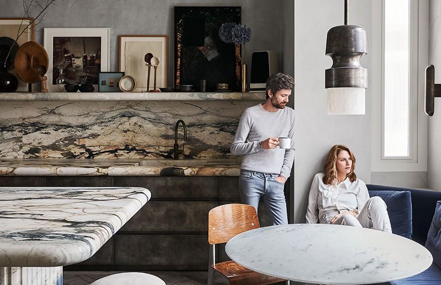 Joseph Dirand | Joseph Dirand's Paris Apartment