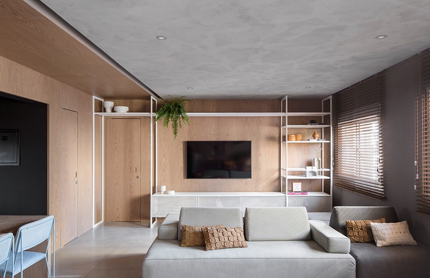 Flipe Architects | Do Apartment
