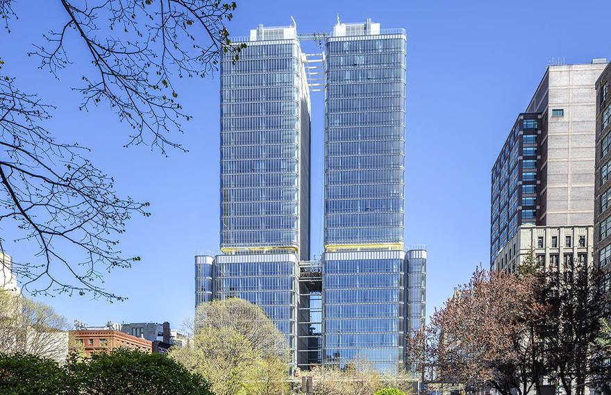 Renzo Piano | 565 Broome Building