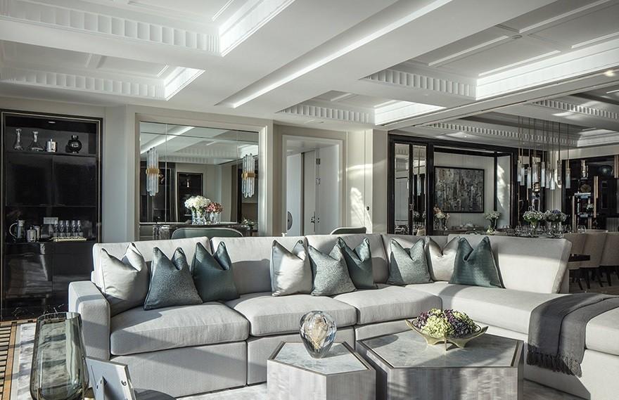 上海公寓 , 英国设计的精华