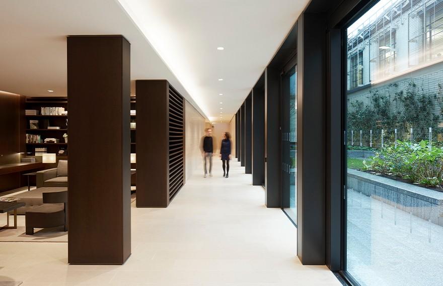 Make Architects | Rathbone Square,英伦风艺术豪宅