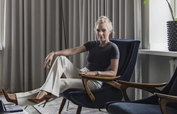 Hanna Wessman | 瑞典室内设计师Hanna Wessman的家