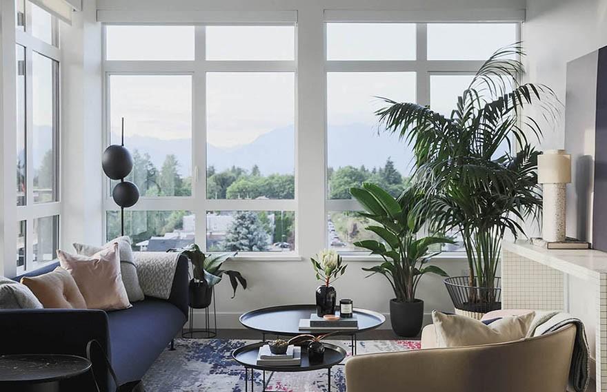 Laura Melling   James Walk , 自然主义的现代住宅