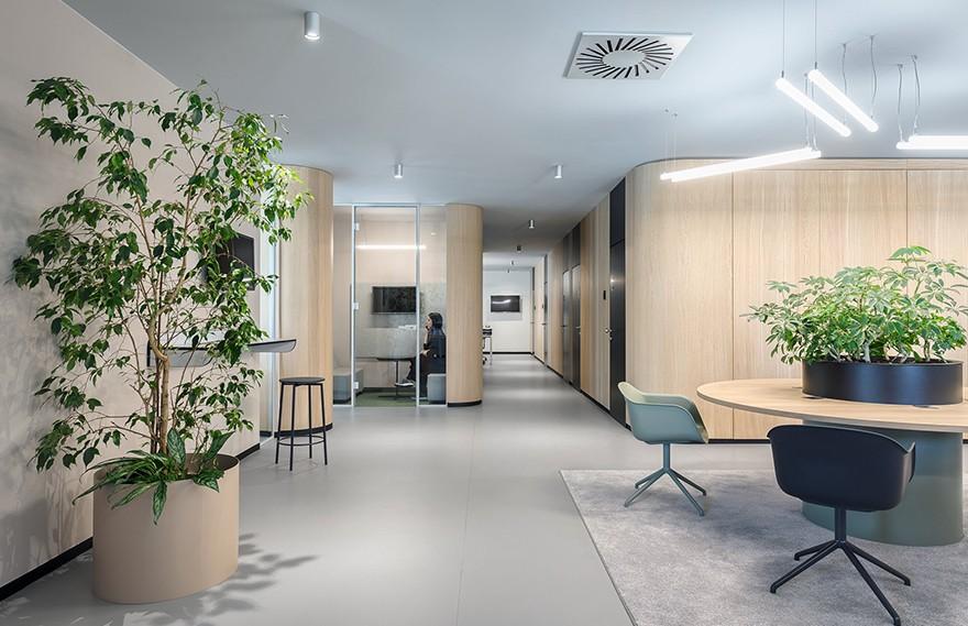 Autori Studio   Roche Offfice , 现代舒适的办公空间